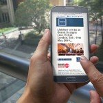 Responsive mobile-friendly HTML email campaigns