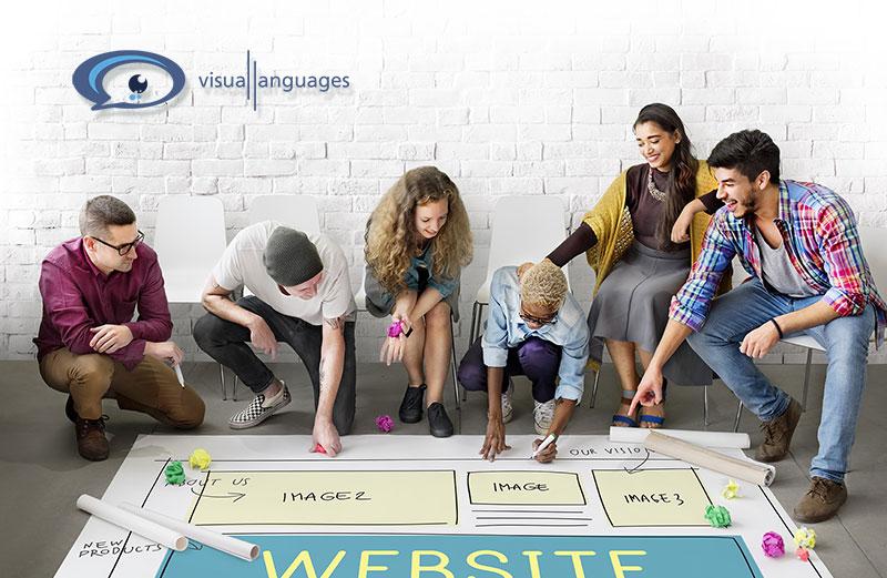 mobile friendly web designers Visual Languages